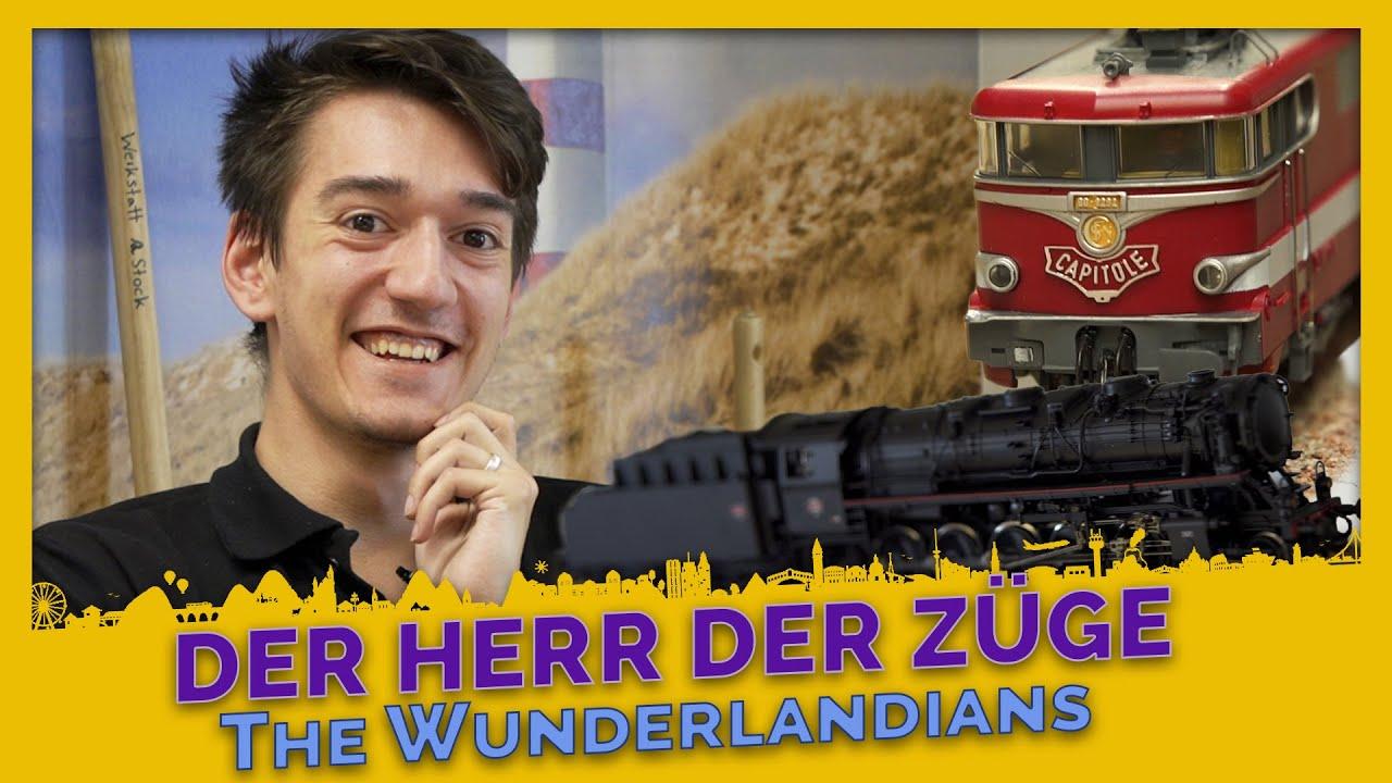 Der Herr der Züge: Dampflok aus Leidenschaft – The Wunderlandians #21