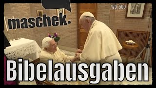 Maschek – Bibelausgaben