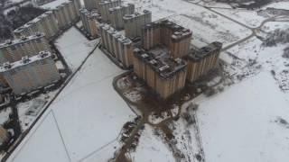 Строительство участка метро «Некрасовка»