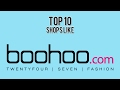 Shops Like Boohoo in UK - Top 10 Similar & Affordable Clothing Sites