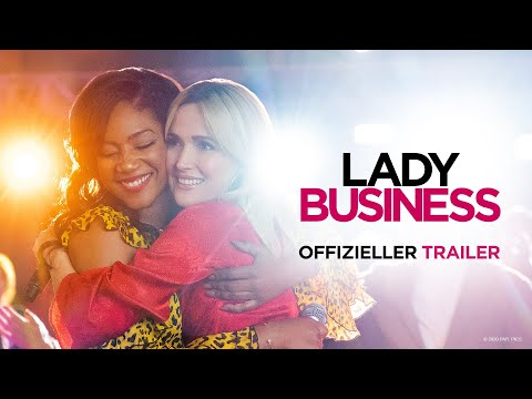 LADY BUSINESS | OFFIZIELLER TRAILER | Paramount Pictures Germany