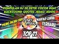 Kumpulan Lagu Dj  Detik Cocok Buat Backsound Editor Berkelas Jedag Jedug  Mp3 - Mp4 Download