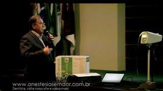 www.anestesiasemdor.com.br | Palestra no ILAPEO | Anestesia Computadorizada | Morpheus