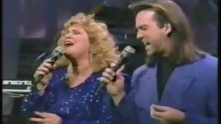 """Another Time, Another Place"" by Sandi Patty & Wayne Watson on The Tonight Show With Johnny Carson"