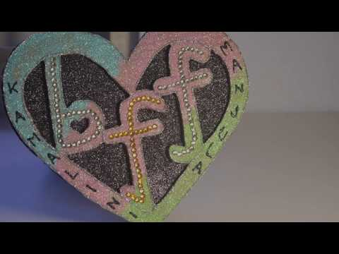 DIY birthday gift for your friend | DIY gift for your friend| Gift piece for friend
