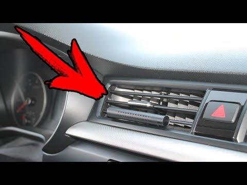 Самый популярный освежитель воздуха в автомобиль