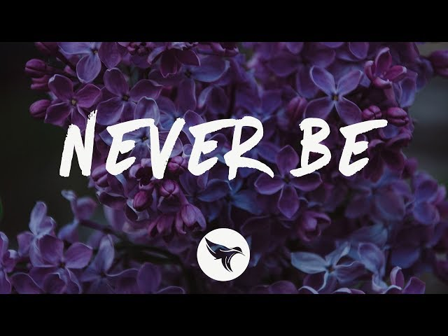 Giraffe Squad - Never Be (Lyrics) ft. AXYL