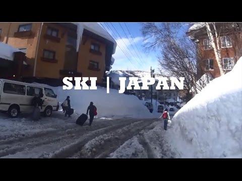 Girls Ski Trip to Japan