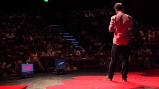 Operational programme nicer Slovakia: Jakub Ptacin at TEDxBratislava 2013