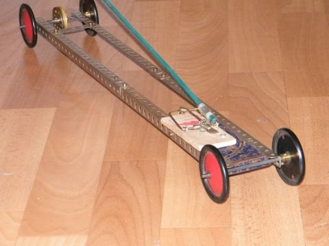 how to make a mouse trap powered car youtube. Black Bedroom Furniture Sets. Home Design Ideas