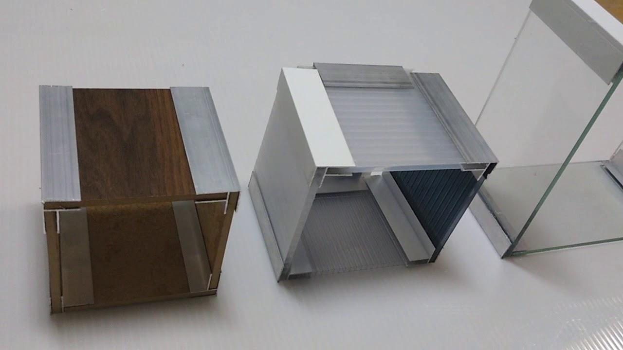 Lan amento novo perfil de aluminio u cantoneira 6mm para - Perfil aluminio u ...