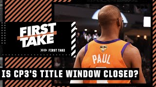 Stephen A. thinks Chris Paul's championship window is officially closed