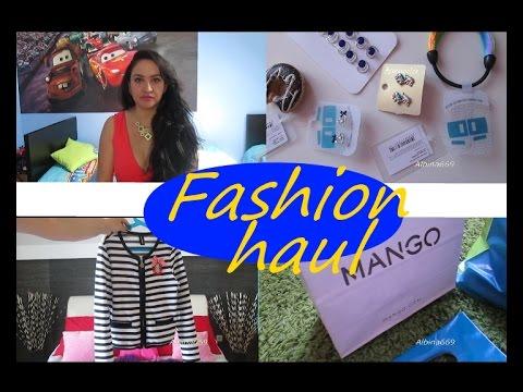 Покупки детской одежды и обуви(MANGO,Monsoon,Acoola)