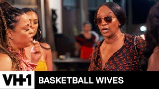 Jackie Wants To Fight After Feby Talks About Her Daughter! | Basketball Wives