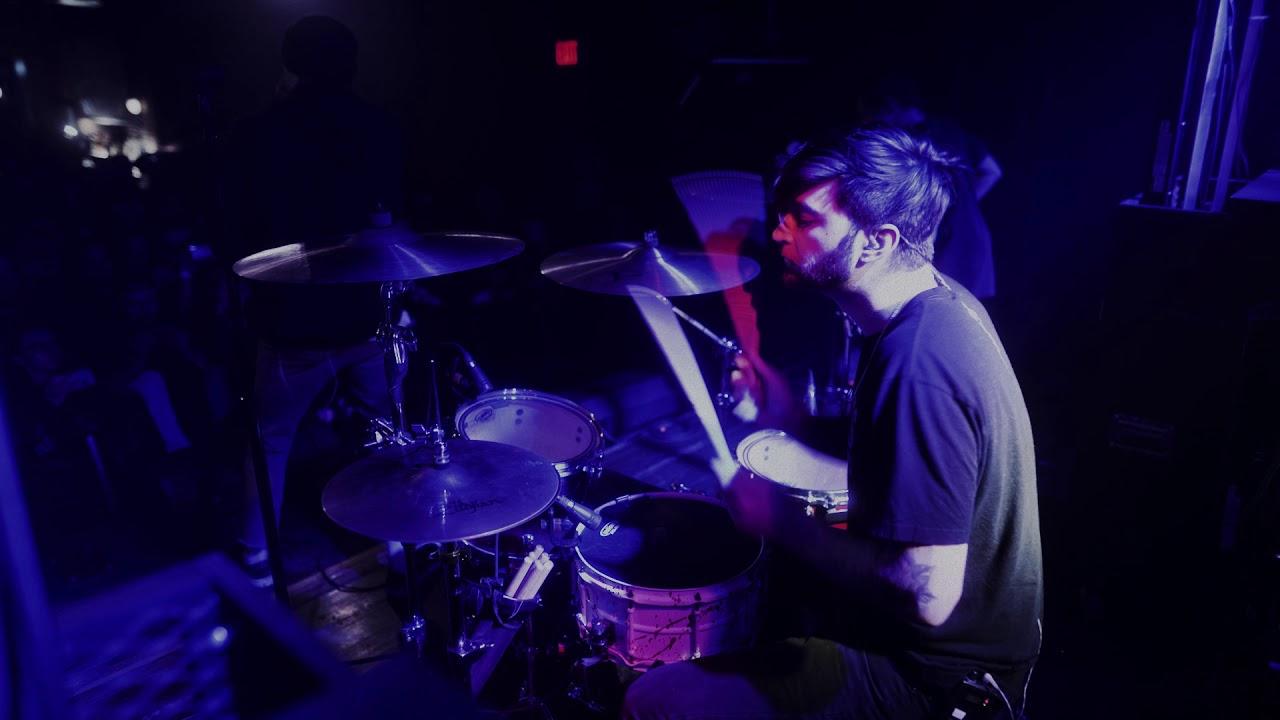 Thousand Below — Disassociate (Max Santoro Drum Playthrough)