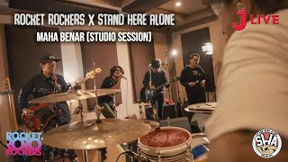 Download lagu ROCKET ROCKERS X STAND HERE ALONE (STUDIO SESSION)