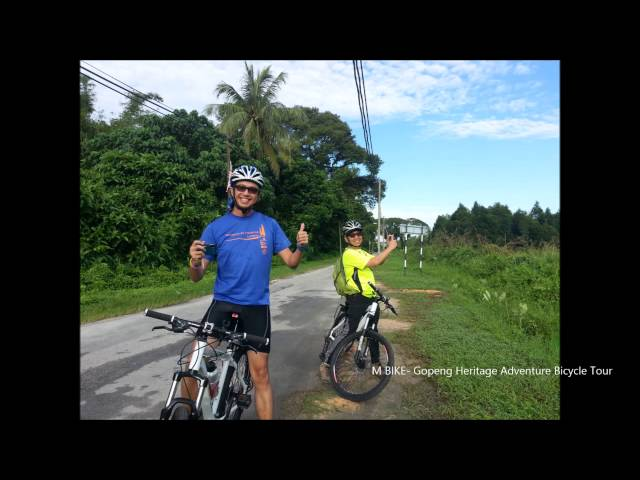 Gopeng Heritage Adventure Bicycle Tour