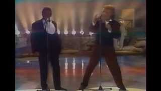 Rod Stewart - This Old Heart of mine ( Rare Video ) 1989