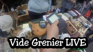 Vide Grenier LIVE - GameBoy J'veux de la GameBoy