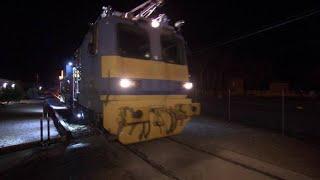 This Rail Maintenance Crew Has Plenty on its Plate