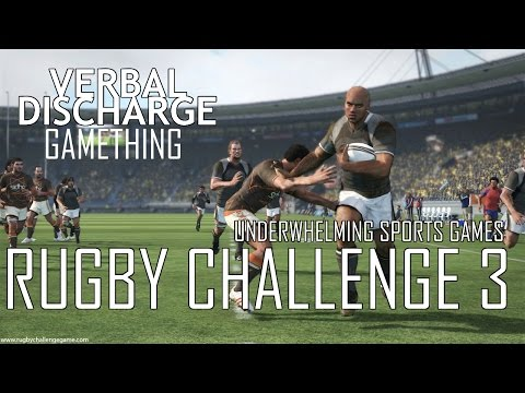 Rugby Challenge 3 (PS4) - GameThing