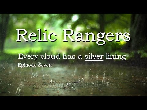 Relic Rangers - Every Cloud Silver Lining Metal Detecting Old Houses Museums & Homesteads!