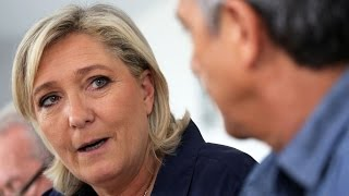Mark Gilbert: Investors Want Insurance Against Le Pen