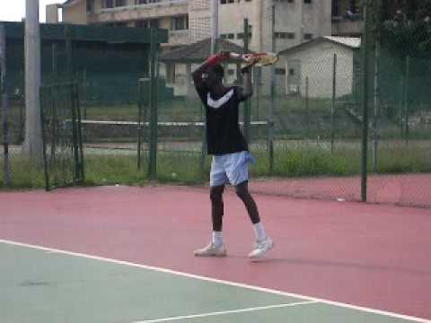 Africa Tennis Aid: Littel