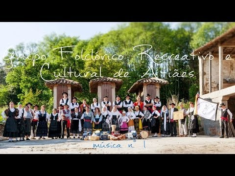 Grupo Folclórico Recreativo e Cultural de Atiães (faixa nº 1)