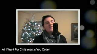 MICHAEL BUBLE - ALL I WANT FOR CHRISTMAS IS YOU (RYAN SANDLIN COVER)