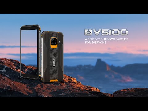 Blackview BV5100 rugged phone: Official Introduction | A Perfect Outdoor Partner For Everyone