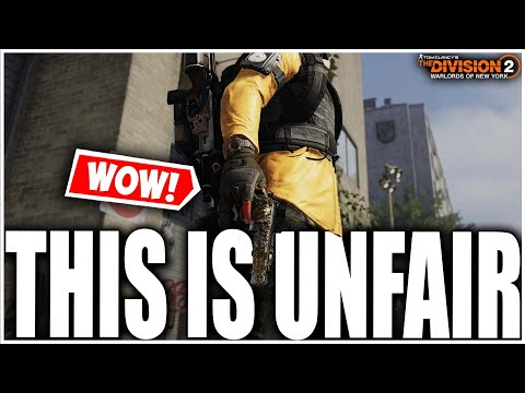 THE DIVISION 2  THIS BUILD DESTROYS ARMOR WITH 15 MILLION DPS USING JUST A PISTOL! ITS JUST UNFAIR!
