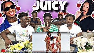Doja Cat, Tyga - Juicy (Official Video)*REACTION*