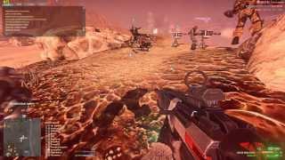 Massive Planetside 2 Battle! 1080p Ultra (GTX 690!) (i7-3930k)
