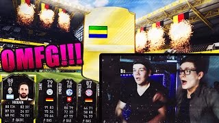 FIFA 17: UNGLAUBLICH KRANKES PACK OPENING (DEUTSCH) - ULTIMATE TEAM - BEAST WALK OUT!