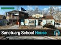 Fallout 4: Sanctuary - School House