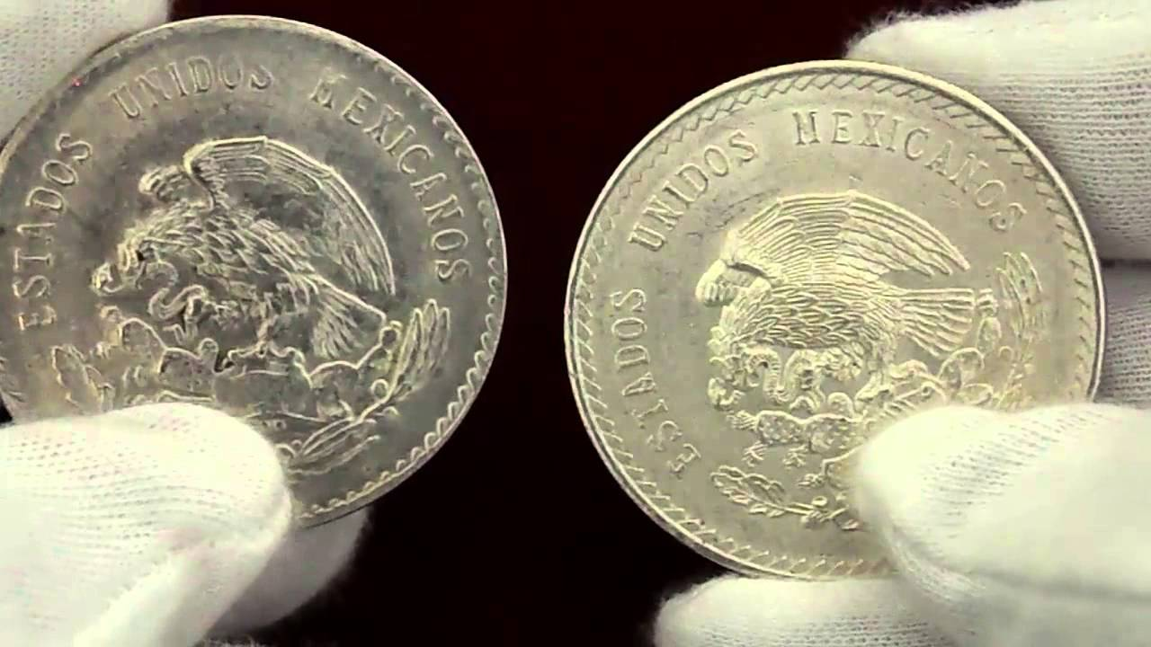 Fake Or Real? Mexico Silver 5 Pesos Cuauhtemoc *Reuploaded* From June 2015