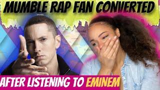 Mumble Rap Fan Listens to Eminem - The Ringer