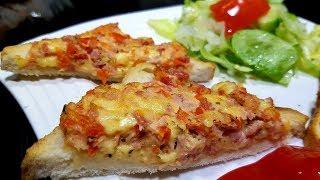 Schnelle Pizzabrötchen   Thermomix® TM5