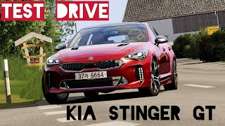 Virtual TEST DRIVE - 2018 Kia Stinger GT | Assetto Corsa VR Gameplay [Oculus Rift]
