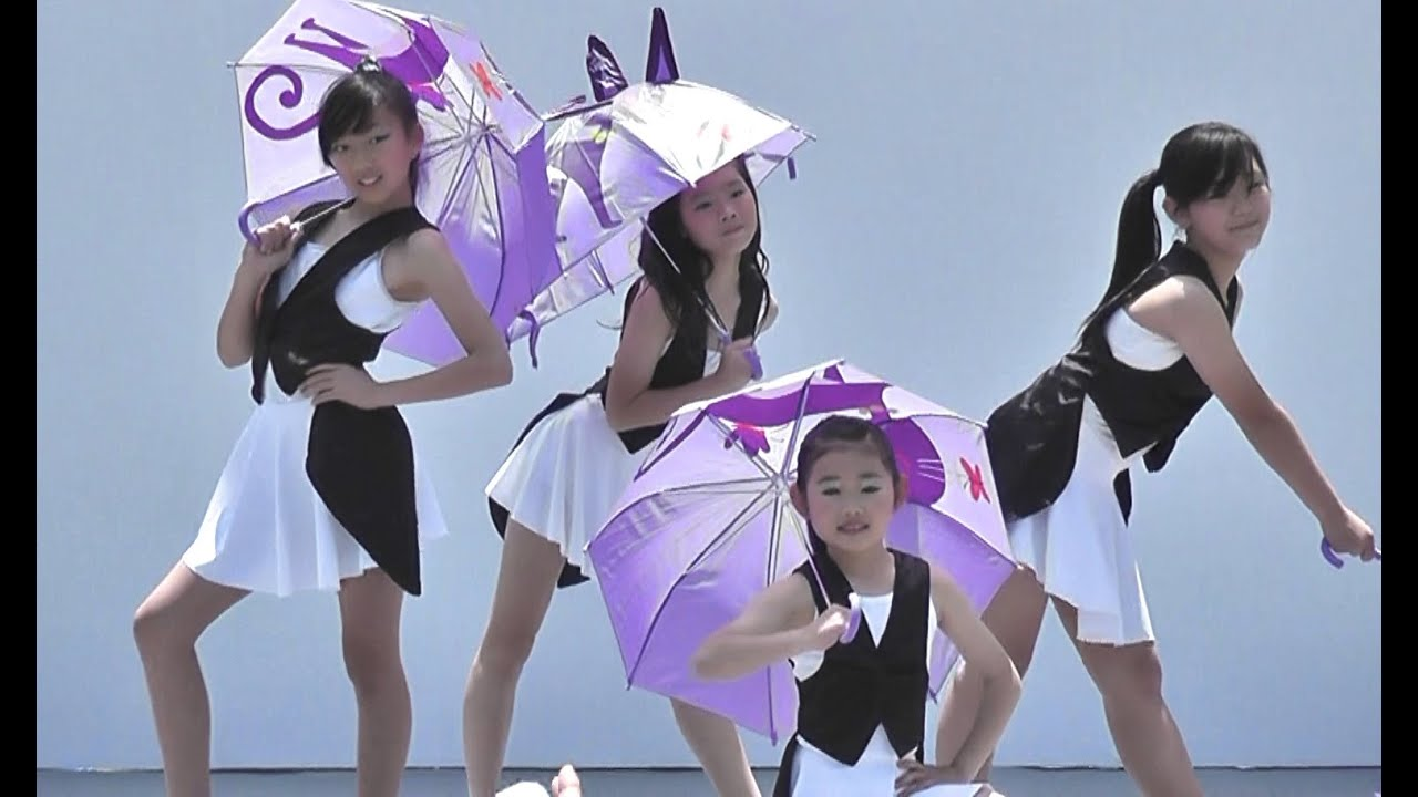 Studio Shanty・神戸まつり②・japanese Kids Dancer Kobe Festival