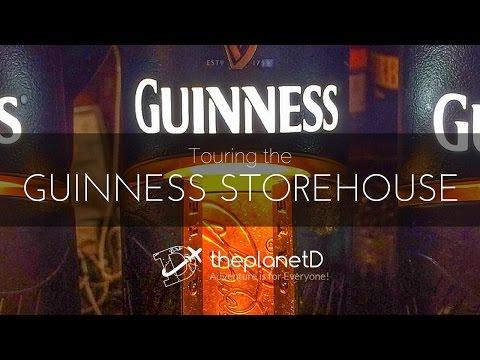 Touring the Guinness Storehouse in Dublin, Ireland | Travel Vlog