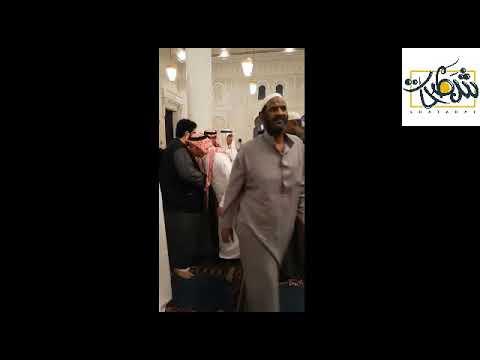 شاهد سلام المواطنين على الأمير عبدالعزيز بن فهد في مسجده Youtube