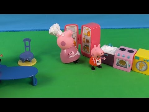 Peppa Pig Toys Compilation