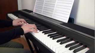 Mayday五月天【讓我照顧你】鋼琴版 piano by CHM