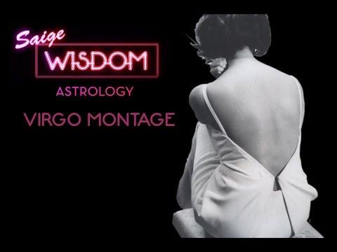 Saige Wisdom: Famous Virgos Montage