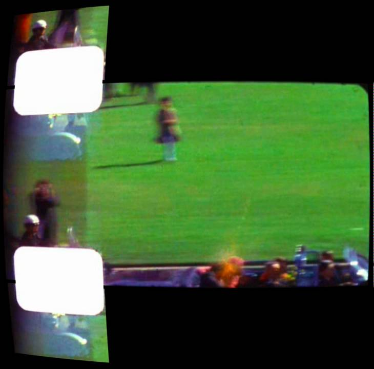 JFK Assassination : The Zapruder Film - Frames 313, 314, 315 - YouTube