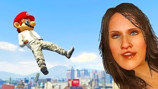 GTA 5 Fails # 11 (Cutscenes Fails, Parkour Fails, Ragdoll, GTA V PC MODS, Funny Moments)