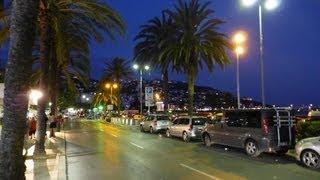 ROSES in Spanien .. Impressionen in den Abendstunden