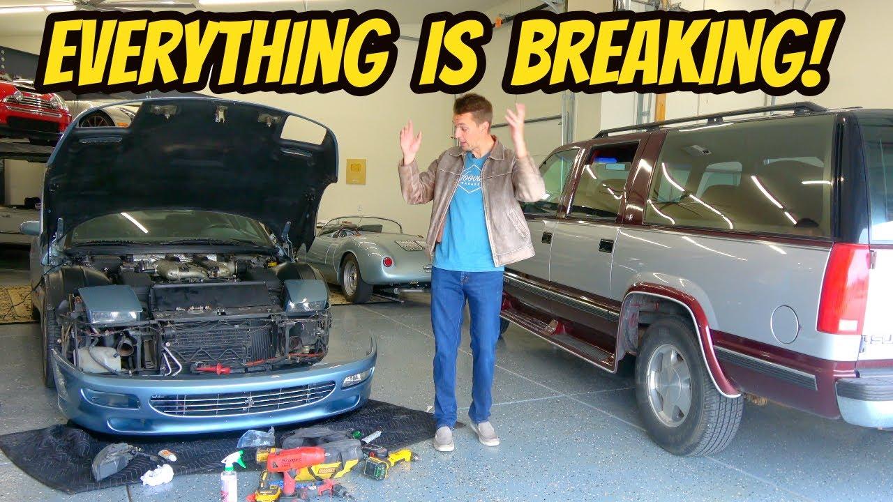 Download My Life is a Train Wreck (Except with Broken Cars) HOOPTIE FLEET UPDATE!